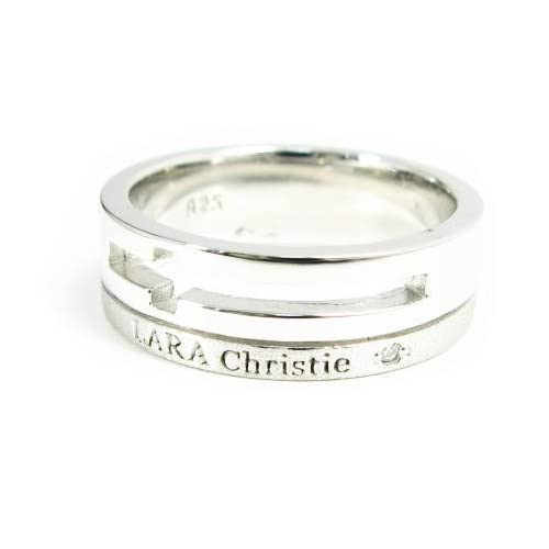 (ララクリスティー) LARA Christie ララクリスティー LARA Christie ウィッシュクロス リング [ WHITE Label ホワイトレーベル] 13号 R3889-L13