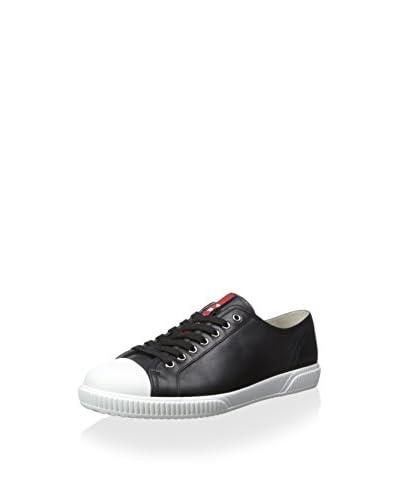 Prada Men's Leather Sneaker