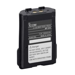Icom Bp245N 2000Mah Lion primary