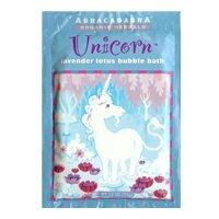 Abra Therapeutics Abracadabra Organic Herbals Bubble Bath Unicorn Lotus Lavender -- 2.5 Oz