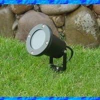 2PACK-Fiberglass Underwater Pond Light-LED MR16 3W High Power Warm White 60 Bulb