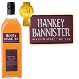 HANKY BANNISTER Blended Scotch Whisky 40% Vol - 700ml