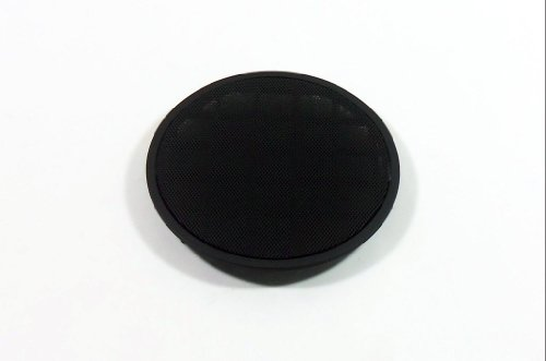 Black Left Side Door Speaker Cover E46 316I 318I 320I 323I 325I 328I 330I 5.5 Inches Wide