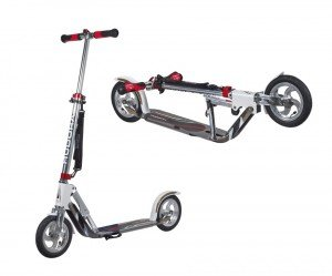 City Scooter Big Wheel Air Hudora Alu 8 Zoll