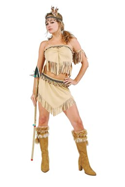 Princess Navajo Indian Womens Halloween Costume