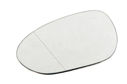 ASG Technik Außenspiegel Spiegelglas Ersatzglas Fiat Doblo ab 2001-2010 LINKS ASPHÄRISCH
