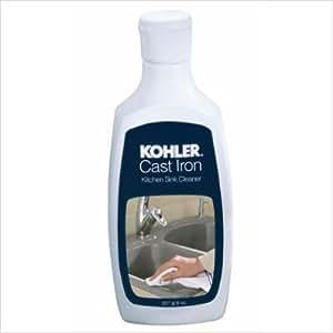 Kohler Cast Iron Cleaner - 8 Ounce Bottle