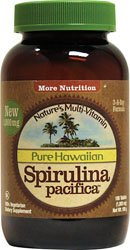 Nutrex Hawaii All Natural Hawaiian Spirulina