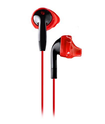 【国内正規品】yurbuds INSPIRE 100 red スポーツイヤホン インスパイア100 レッドブラック  YBIMINSP01RNB