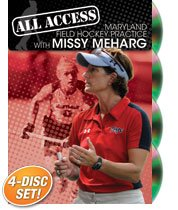 Missy Meharg: All Access Maryland Field Hockey Practice with Missy Meharg (DVD) by Championship Productions