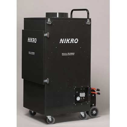 Nikro: Dual Motor & Blower Unit Commercial 115V Electric System