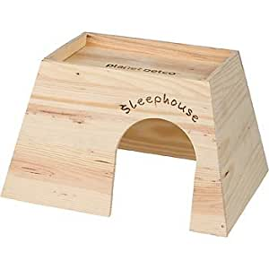 Planet petco small animal hideaway 13 5 l x 10 w x 8 h for Does petco sell fish