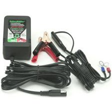 BatteryMINDer Model 12117: 12 Volt 1.33 Amp (12V 1.33A) Charger/Maintainer/Desulfator