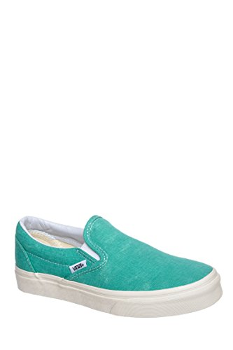 Washed Classic Slip-On Sneaker