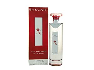 Bvlgari Au The Rouge Eau de Cologne Spray for Men and Women, 3.4 Ounce