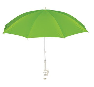 Living Accents UB44-ACE Clamp-on Umbrella (Random Color)