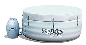 Lay-Z-Spa Vegas Premium Series Portable Inflatable Hot Tub