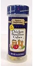 Spice Supreme - Chicken Bouillon Cubes Sold by 1 pack of 48 items