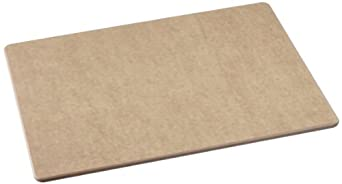 "San Jamar TC182412 Tuff-Cut High Tech Resin Regular Cutting Board, 24"" Width x 18"" Height x 1/2"" Depth"