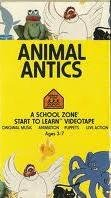 Animal Antics [VHS], Animal Antics