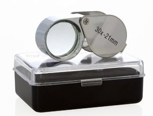 CostMad ® Jewellers Jewellery Pocket Loupe High