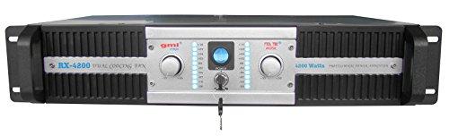 Professional DJ Power Amplifier - 4200