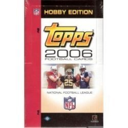 2006 Topps Football Cards Unopened Hobby box - Reggie Bush Rookie Year by Topps