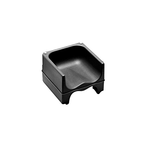 Cambro 200Bc110 Black Dual Seat Booster Seat Without Strap