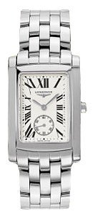 Longines Men's Dolce Vita Steel Watch L56554716