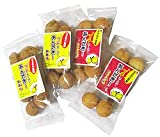 沖縄銘菓!プチさーたーあんだぎー4袋セット(プレーン2袋&黒糖2袋)[8個入り×4袋] ランキングお取り寄せ