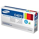 Brand New. Samsung Laser Toner Cartridge Page Life 1000pp Cyan [For CLP-320/CLP-325/CLX-3185] Ref CLT-C4072S/ELS