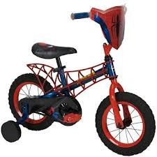 Huffy 12 inch Boys Bike - Spider-Man NEW DESIGN!