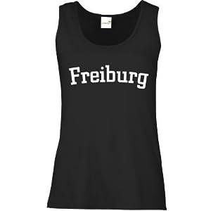 getshirts - Best of - Tank Top Damen - City - Freiburg