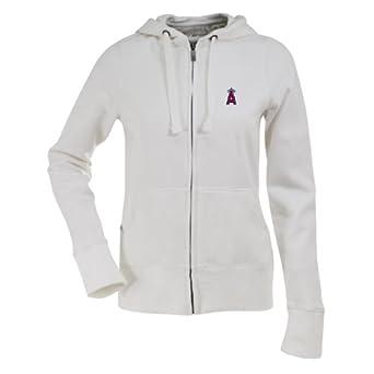MLB Los Angeles Angels Ladies Signature Hood by Antigua