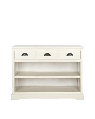 Safavieh Prudence Bookshelf Unit, White