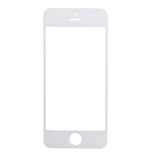 Generic Brand New IPHONE 5/5S Outer Screen Glass Replacement White
