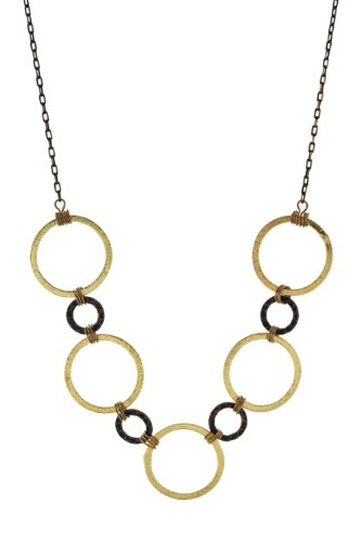 Imagine Jewelry Hoop USA made Necklace