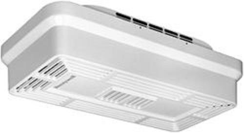 Honeywell F114A1067 Commercial Ceiling-Mounted Media Air Cleaner with 2 HEPA Filters