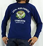 (サムライジーンズ)SAMURAI JEANS プリント長袖Tシャツ「JPON AIR FORCE」