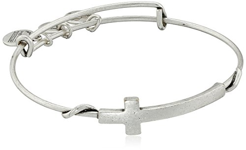Alex-and-Ani-Spiritual-Armour-Cross-Expandable-Wire-Bangle-Bracelet-775