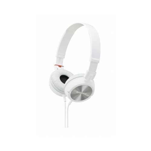 Sony MDR-ZX300 Allround Studio Monitor Kopfhörer white