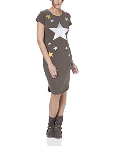 TANTRA Kleid dunkelblau