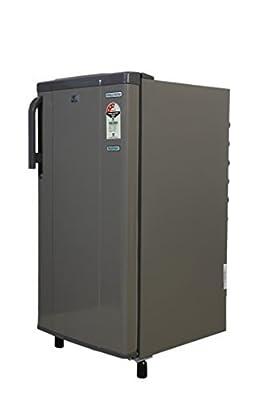 Videocon VME183 Chill Mate Direct-cool Single-door Refrigerator (170 Ltrs, Silky Grey)