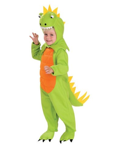 Kids-Costume Dinosaur Costume Halloween Costume - Toddler 2-4T front-311957