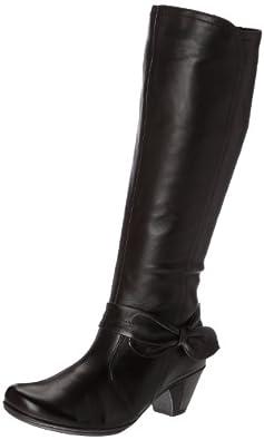 Remonte D1285, Bottes femme - Noir (01 Noir), 37 EU (4 UK) (6 US)