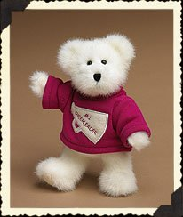 Boyds Plush Kirstie Cheersley Collectible Item #903078 - 1