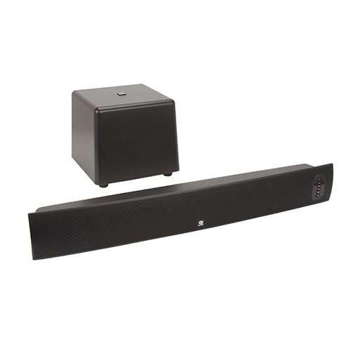 Boston Tveem25 Soundbar System