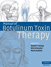 Manual of Botulinum Toxin Therapy by Daniel Truong