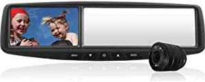 DP Video DPM430 4.3-inch Widescreen Mirror Monitor & Back-Up Camera [Electronics]