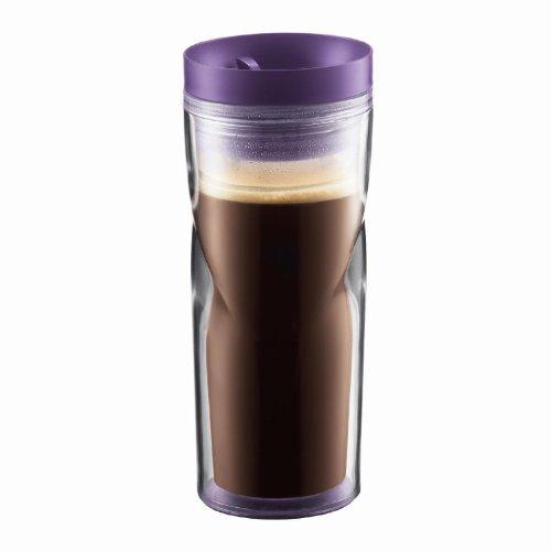 Bodum Anywhere Travel Mug, Large, Purple